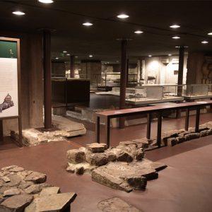 La Cripta di Santa Reparata